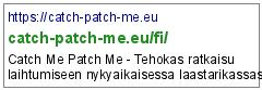 https://catch-patch-me.eu/fi/